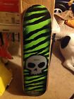 ZERO X Street League Skateboarding Chris Cole Skull Signature Series deck