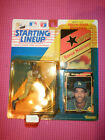Ramon Martinez Starting Lineup Los Angeles Dodgers Poster Series 1992 MLB