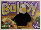 Ty Beanie Babies Baldy Bald Eagle Retired Collectors card  2nd edition