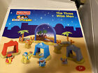 Fisher Price Little People The Three Wise Men N6011 Nativity With Original Box