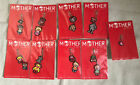 Nintendo Earthbound Hobonichi Complete Set Glass Bead Charms Mother Ness Saturn
