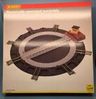 HORNBY OO GAUGE R070 ELECTRICALLY OPERATED TURNTABLE BOXED