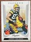 Jordy Nelson Green Bay Packers Signed Auto Autograph Card