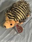 Ty Beanie Baby Chuckles The Hedgehog Mint With Mint Tags