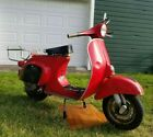 1966 Piaggio Sears Cruisaire Vespa Scooter Moped Running Message to Offer