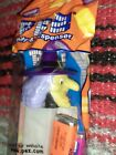 Vintage Pez Wicked Witch RARE PURPLE HAIR NEW in Bag Halloween