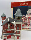 Lemax Dickensvale Collectibles  Porcelain Lighted House Christmas Village In Box