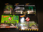 Hot Wheels Ghostbusters Ecto 1 Retro Entertainment Lot Of 5