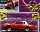 82 1982 Buick Regal Revell Lowrider Magazine Auth Detailed Collectible Car VHTF