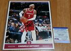 Carmelo Anthony Card and Memorabilia Guide 60