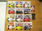 Lot of 14 1989 Racing Champions 164 Die Cast Indy with Collector Cards