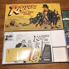 Vintage 1981 Kenner Raiders Of The Lost Ark Board Game Complete