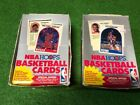 (2) 1989-90 NBA Hoops Basketball Series 2 unopened wax boxes Jordan Robinson