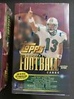 1999 Topps Football Hobby Box Factory Sealed 36 Packs-Refractor Chrome Auto Gold
