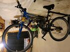 Cannondale Jekyll 500 SI HeadShok Blue Black Sz M L Exc Cond for Collectors