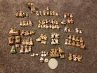 HUGE Homeco Lot of 91 Pieces Holiday Nativity Fall Wedding Jobs and more