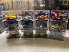 Disney Store Pixar CARS DieCast In Collector Acrylic Case 143 Lot Of 12 Chase