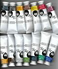Bob Ross Landscape Oil Paints all new 14 colors metal tubes free shipping