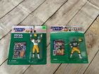Starting Lineup Kenner REGGIE WHITE NFL 1996 & 1997 Lot of 2 Green Bay Packers