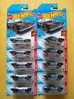 2020 Hot Wheels 67 Camaro Kroger Exclusive Lot of 10 VHTF HW NIB New