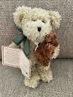 Boyds Bears Elder with Newton 25th Anniversary Bear #60011 2004 8
