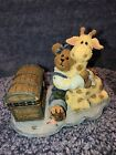 Boyds Bears *Jordan w Lil' Spot Grandma's Attic Treasures* 1st Ed RETIRED