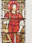 Somerset UKWatercolour Stained glass 1916 J Powell