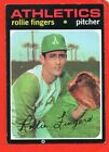 Rollie Fingers Cards, Rookie Card and Autographed Memorabilia Guide 19