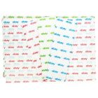 Tissue Paper  Red Blue and Green