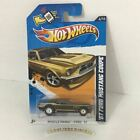 2012 hot wheels super treasure hunt 116 67 Ford Mustang Coupe W Protector
