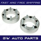 2 PC WHEEL CONVERSION ADAPTERS 5X475 TO 6X135 2 THICK CB 74mm M12X15