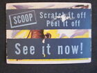 1954 Topps Scoops Trading Cards 17