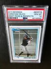 Christian Yelich Rookie Cards Checklist and Gallery 23