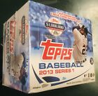 2013 TOPPS BASEBALL JUMBO BOX SERIES 1 3 Hits! Look For 1 1 Autos & Relics !