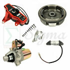 Electric Starter Kit With Bolts For Harbor Predator 212cc R210 65HP Gas Engine