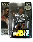 Round 5 MMA UFC Ultimate Collector Series 1 Rashad Evans Limited Edition Figure