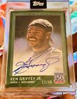 Ken Griffey Jr. Autographs Announced for Topps Products 14