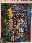 Christmas Nativity Stocking Dimensions Kit 9092 Needlepoint Embroidery Sealed