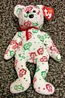 Ty Beanie Babies-Gingerspice the Bear 2007 Hallmark Gold Crown Exclusive