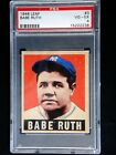 Babe Ruth Rookie Card Sells for $100,000 16