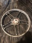 Puch Moped Grimeca 17 5 Star Mag Rim with Brake Plate Front Wheel