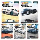 2020 Hot Wheels Fast  Furious Euro Fast Case K Set of 5 Cars 1 64 GBW75 956K