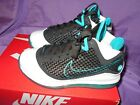 NIKE LEBRON 7 RED CARPET WHITE BLACK GLASS BLUE GS SIZE 6 NEW CT3794 100