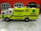 MATCHBOX FIRE E ONE MOBILE COMMAND EMERGENCY RESPONSE SPECIAL UNIT OPERATIONS