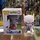 Funko Pop! Games #581 Pokemon Flocked Mewtwo (2020 Summer Convention Exclusive)