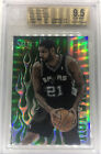2012-13 Select Green Prizm Industry Summit Exclusive Basketball Cards 4