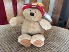 "Ty Beanie Baby ""LITTLE BEAR"" the Thanksgiving Bear MWMT 2006"