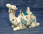 Lenox First Blessing Nativity Set Teal Camel 869930 Laying Down 625 Mint