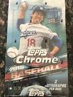 2016 Topps Chrome Baseball Hobby Box Factory Sealed 2 Autos-Seager Auto?