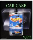 Hot Wheels Car Case Protector Pack 25ct Storage Protective by PROTECH